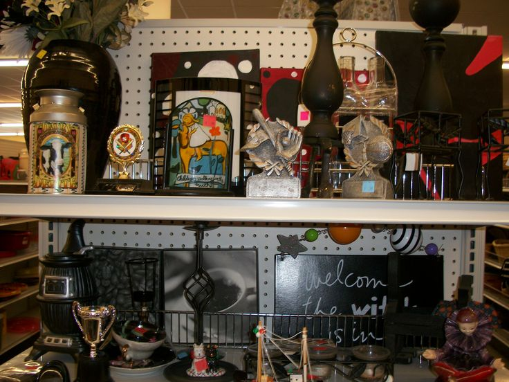 Richland store - Knick knacks (With images)   Home decor