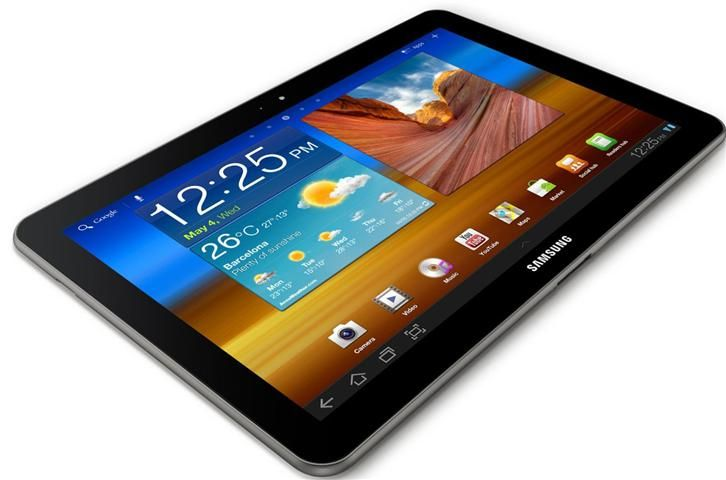 Update Samsung Galaxy Tab 10.1 GT-P7510 to Android 7.1 Nougat AOSP ROM
