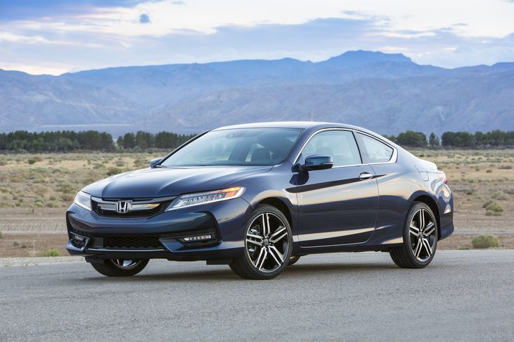 Intelligence meets inspiration in the 2017 Honda Accord Coupe