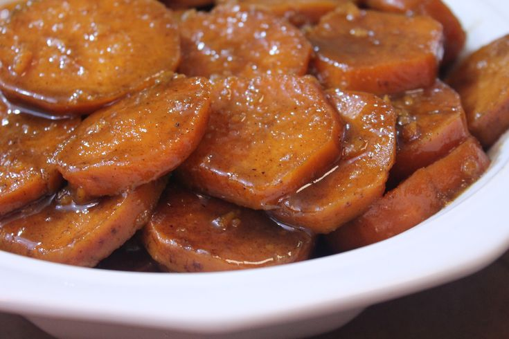 Food Network Candied Sweet Potatoes Recipe