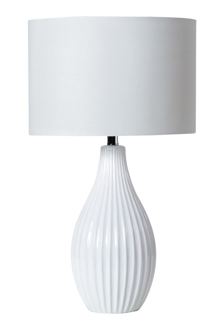 Buy paige table lamp from interlude on dering hall