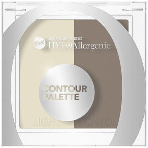 HypoAllergenic, Contour Palette (Paleta do konturowania) - cena, opinie, recenzja | KWC