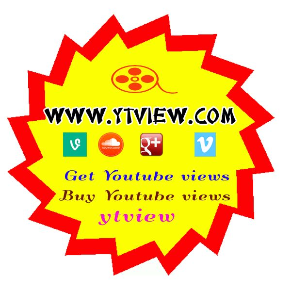 Get youtube views -http://www.ytview.com/