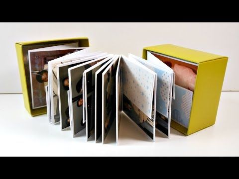 how to make a memory book youtube