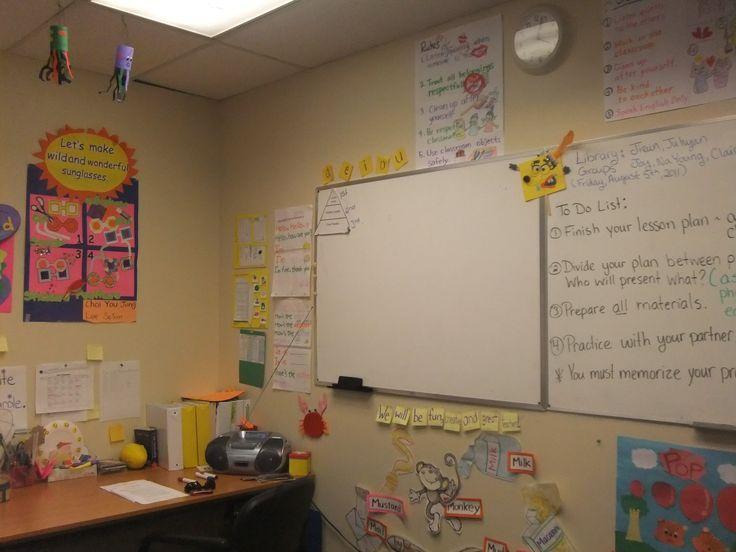 TEC(児童英語教師養成)プログラムのクラスです。生徒同士でクラスを作り上げている雰囲気が伝わってきます。PPCの詳しい情報はこちらから☆http://www.vc-ryugaku.com/school/lang/s12.html