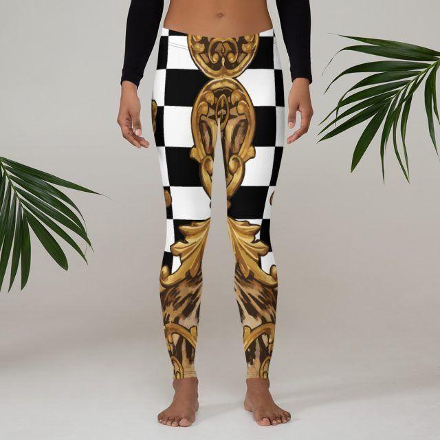 Leggings (Inspired by Streetwear fashion Clothing, Versace, Gucci, balenciaga, ysl, yeezy, Dior, supreme, moschino, givenchy, Prada, fear of god