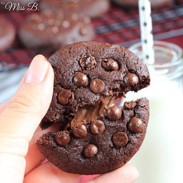 Der Cookie-Olymp? Sagenhafte nutella Lava Cookies