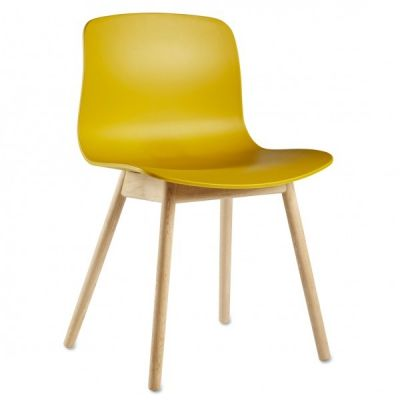 About A Chair AAC12 - Mustard