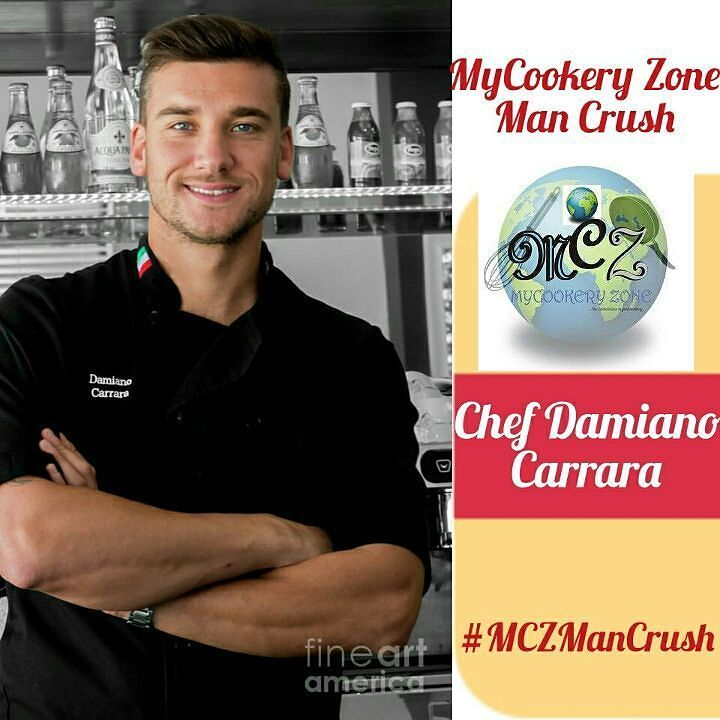 Chef Damiano Carrara @chefcarrara @carrarapastries  is our man crush for this #FoodyMonday.  He is an Italian-born chef restaurateur and cookbook author who resides in Moorpark California also founder of Carrara Pastries.  Damiano Carrara has always had an interest in hospitality and culinary arts. He started at the age of 19 as a bartender and his passion grew as he mixed cocktails and entertained customers. Soon he began training professionally for flair bartending competitions around the…