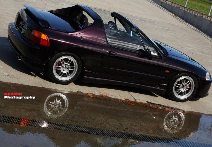 [FS - VIC] Honda CRX Del Sol ($$9800) - calaisturbo.com.au                                                                                                                                                                                 More