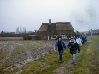 Chaumi re qua dypre architecture flamande en flandre for Architecture flamande