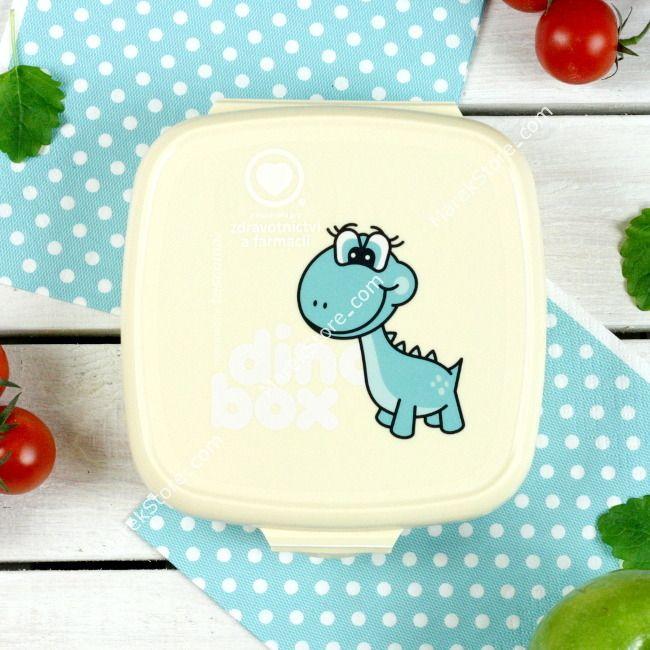 Pojemnik na kanapkę i przekąski dla dzieci - BPA FREE | TESCOMA DINO