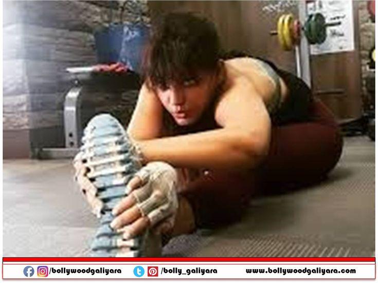"""When it comes to fitness I look up to Akshay Kumar says, Neetu Chandra"""