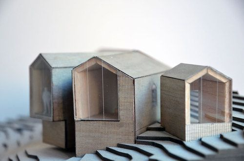 Reiulf Ramstad Architects — Split View Mountain Lodge
