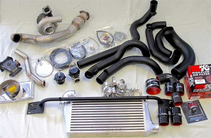 2012-2015 9th Gen Honda Civic SI Turbo Kit Stage 2 Intercooled