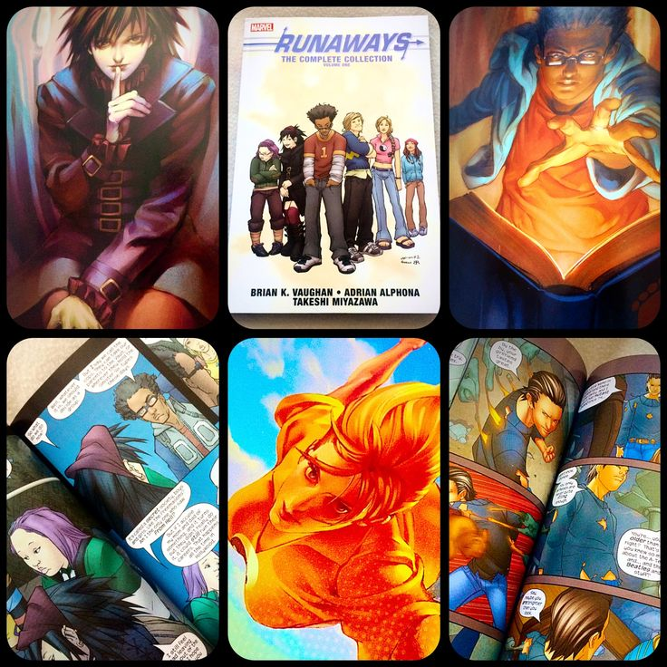 New Blog Post! https://goo.gl/oK73lI CURRENTLY READING: Runaways: The Complete Collection Vol. 1 by Brian K. Vaughan, Adrian Alphona & Takeshi Miyazawa #currentlyreading #reading #runaways #runawayscomic #takeshimiyazawa #marvel #ya #yabooks #youngadultbooks #yalit #fantasy #fantasybooks #scifi #scifibooks #superheroes #superherocomics #graphicnovel #bookworm #bookish #bookaddict #booknerd #bookgeek #booklover #bookreader #booksofinstagram #bookstagram #bookstagrammer #bookblog #bookbloggers