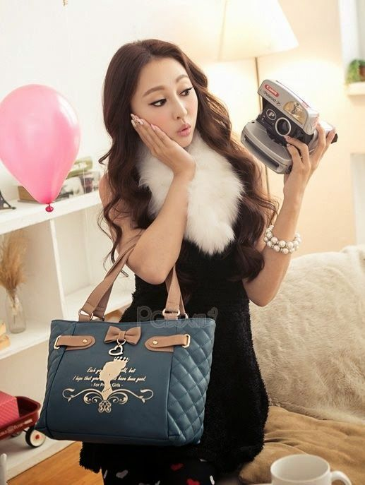 Import Bagus 100%  - Vestiti Probolinggo: VP348PG Blue 270.000 20x26x10 082301335827 - pin:25A888B1 or pin:29B60C33