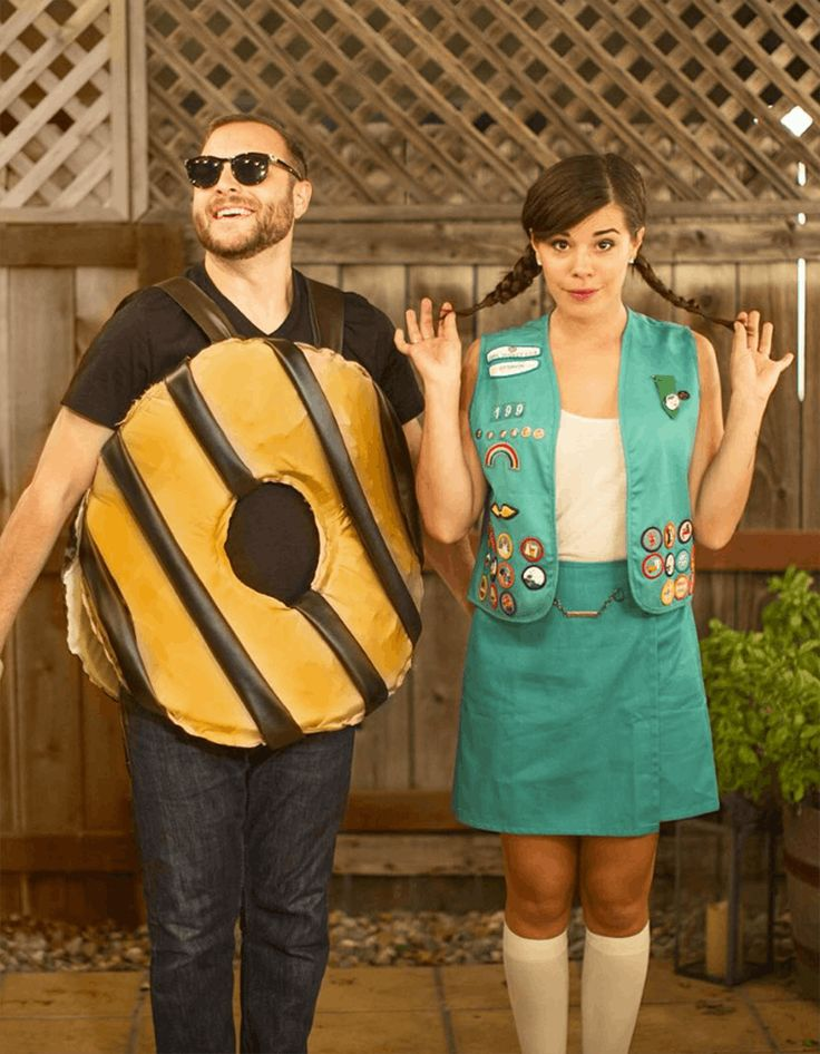 20+ TwoPerson Costumes You Can Totally Pull Off This