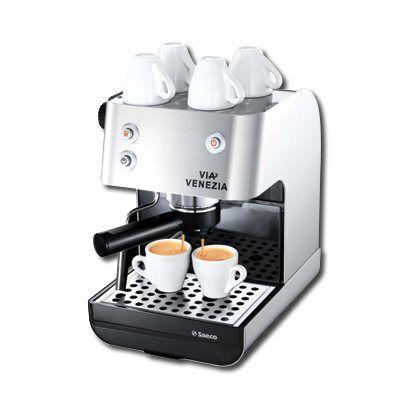 Cafetière espresso manuelle Via Venezia