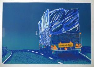 Hens de Jong: Long vehicle.