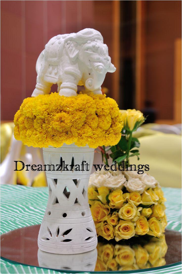Quirky Indian mehendi II Dreamzkraft weddings II Detailing