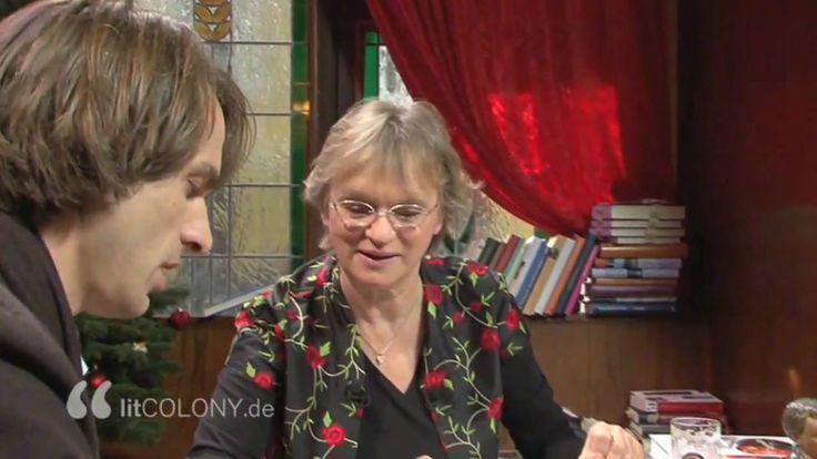Elke Heidenreich Lesen mit Richard David Precht Teil 3