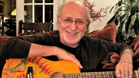 Folk Singer Peter Yarrow @ The Hanover Theatre (Worcester, MA)