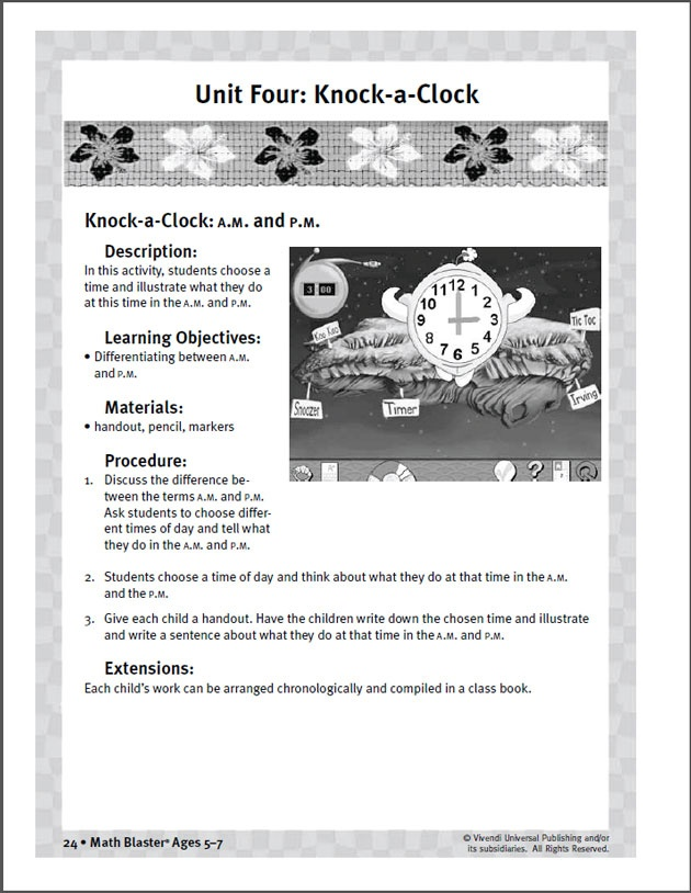 math worksheet : first grade a m and p m  time worksheet for preschoolers  math  : Math Blaster Worksheets