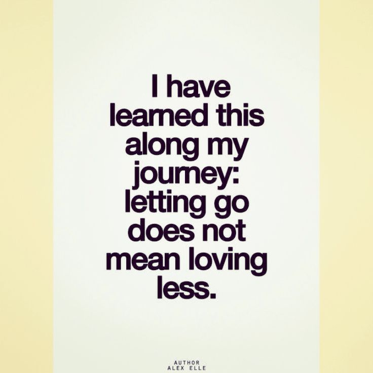 I Have Learned This Along My Journey.