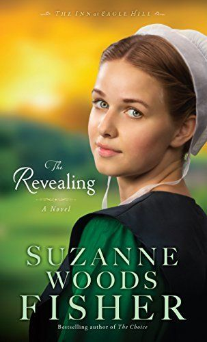 The Revealing by Suzanne Woods Fisher - released June 1, 2014.  While secrets and mysteries surround the Inn at Eagle Hill, Naomi King has a secret of her own-a growing romance with Tobe Schrock.
