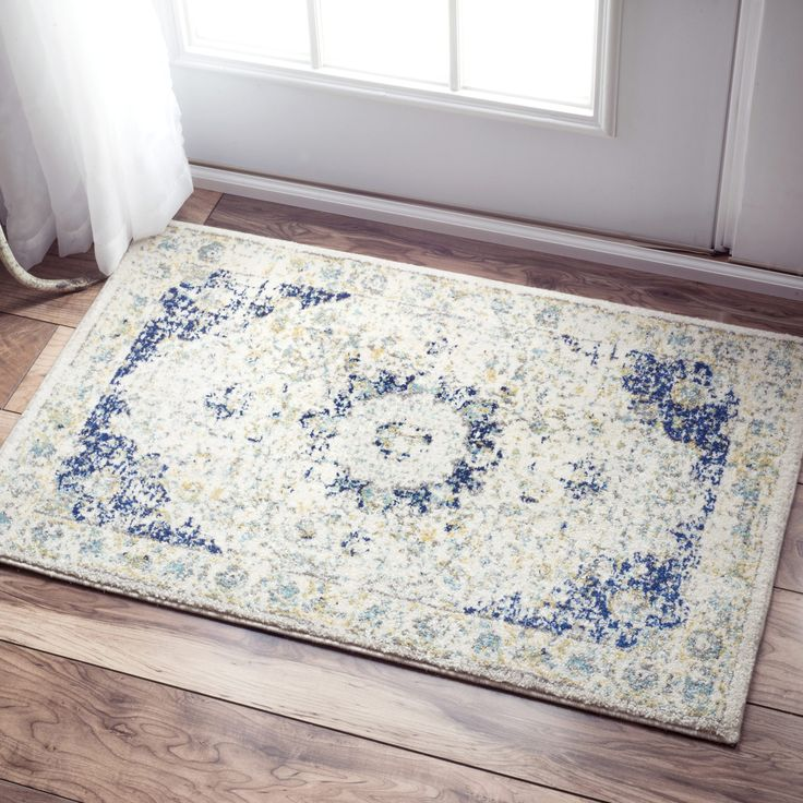 Colourful Persian and Oriental Rug Style