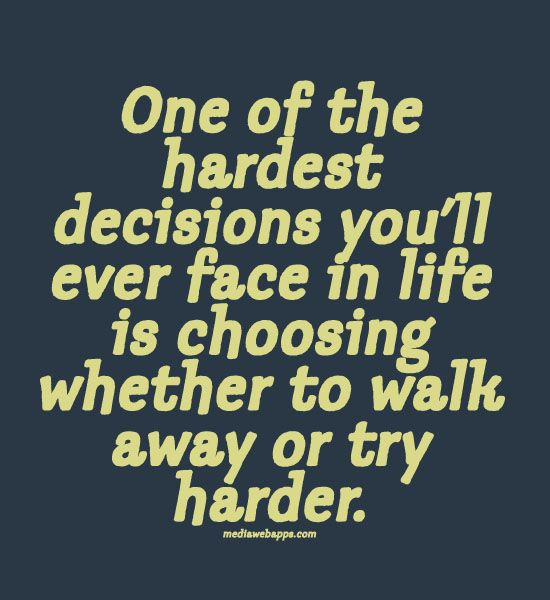 Quotes About Tough Decisions: Best 25+ Bad Decisions Quotes Ideas On Pinterest