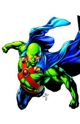 J'onn J'onzz (New Earth) - DC Database - Wikia