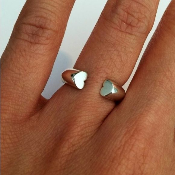 Tiffany & Co. Jewelry - Tiffany & Co. Paloma Picasso Open Heart Ring