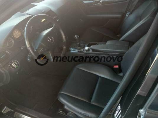 Mercedes-benz C 200 Kompressor Classic 1.8 4p 2008 - Meu Carro Novo