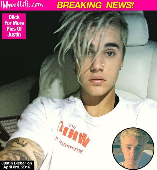 Justin Bieber's Shocking Hair Makeover: See His New Dreadlocks