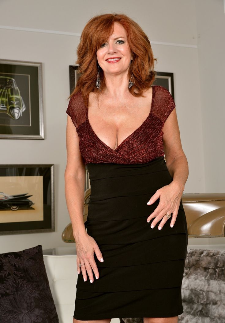 Older Redhead Women Stock Photos, Pictures & Royalty-Free