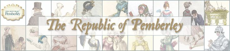 Great website if you love Jane Austen