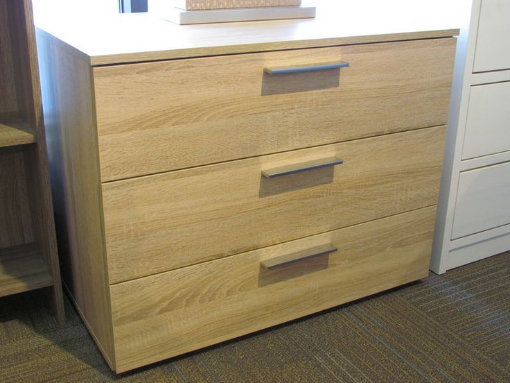 Oak color 3 drw chest. Was $199 Now $139