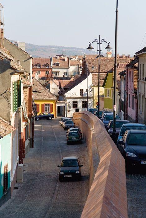 Traseu DESIGNIST în Sibiu