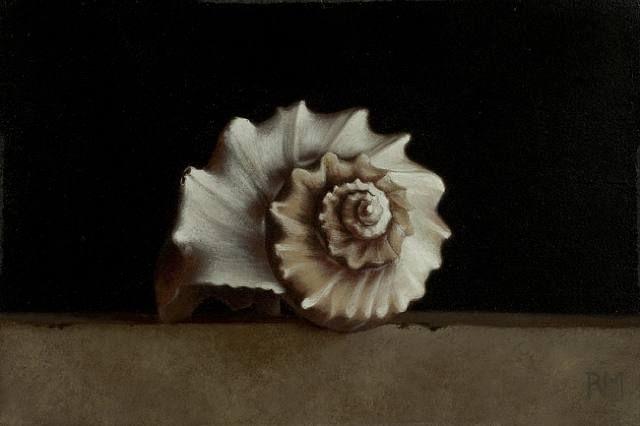 , Conch Shell by Richard Murdock (Sold)