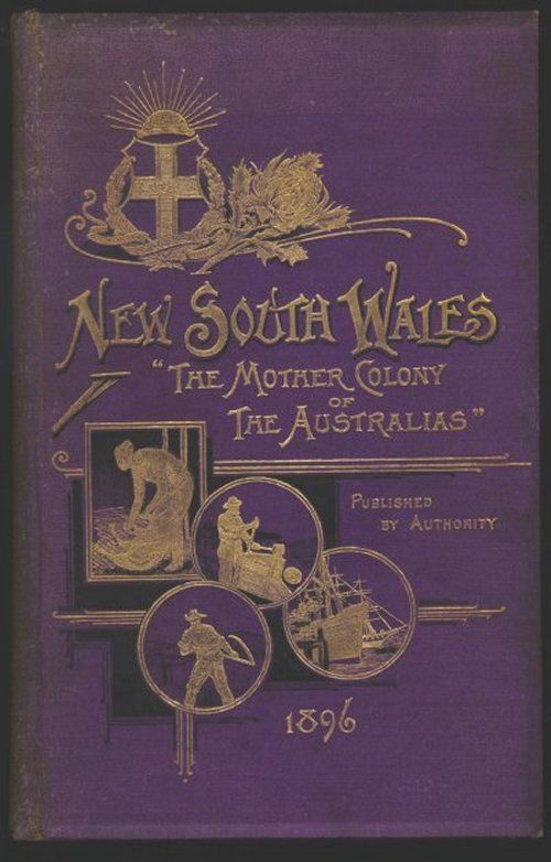 New South Wales 1896