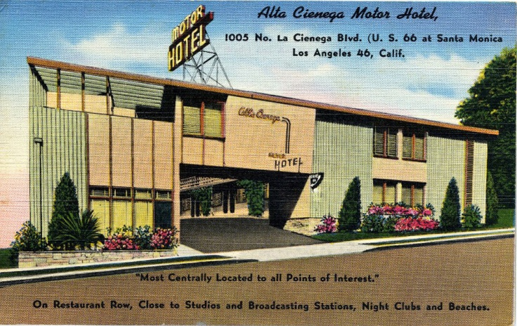 78 images about the motels of route 66 on pinterest for Motor inn los angeles