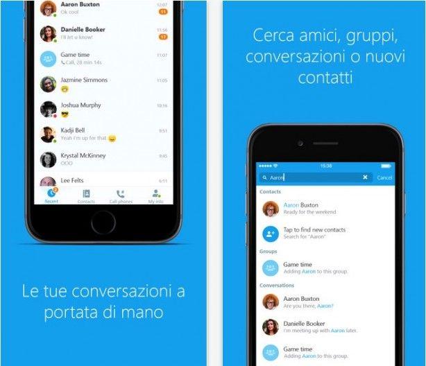 Su Skype arriva il rilevamento del numero di telefono