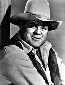 "Dan Blocker (December 10, 1928 – May 13, 1972) was an American television actor and Korean War veteran. He is best remembered for his role as Eric ""Hoss"" Cartwright in the NBC western television series Bonanza."