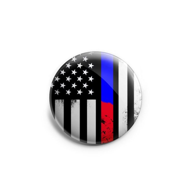 Awesome Thin Blue & Red Line Topper