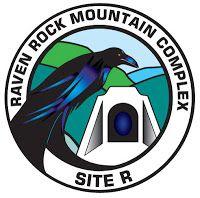 Raven Rock Mountain complex logo - Site R logo seal