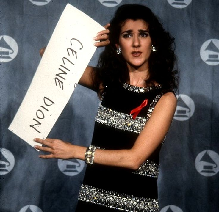 October 1990 - After scoring hits in Canada and France, Celine Dion learns English
