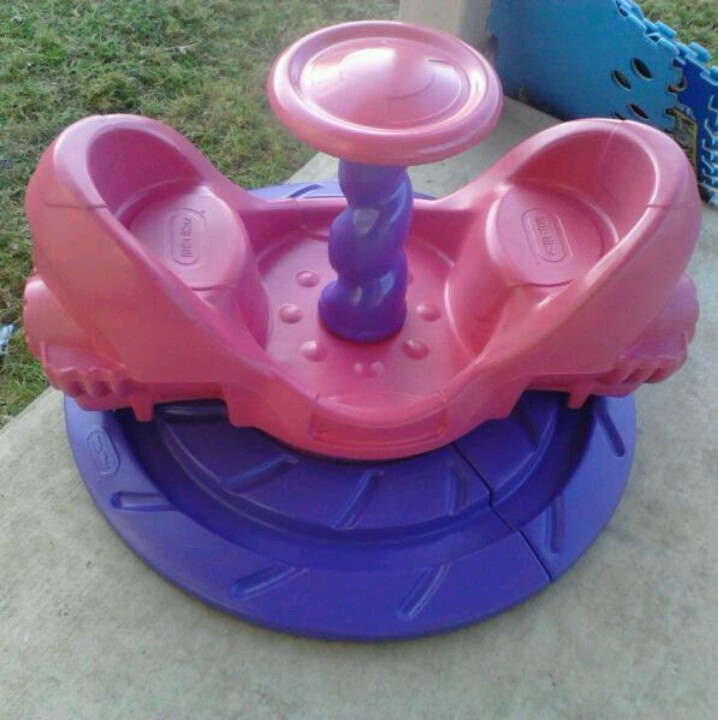 Restore Old Faded Little Tikes Toys With Spray Paint