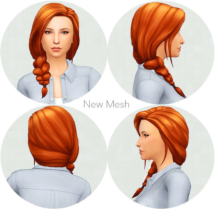 A very late +1000 Followers gift!A new hairstyle 'Cassie' for your female sims! I hope you enjoy it! C: Credit: EA for the mesh and textures. Made with Sims4 Studio. •  Get Together Expansion Pack...